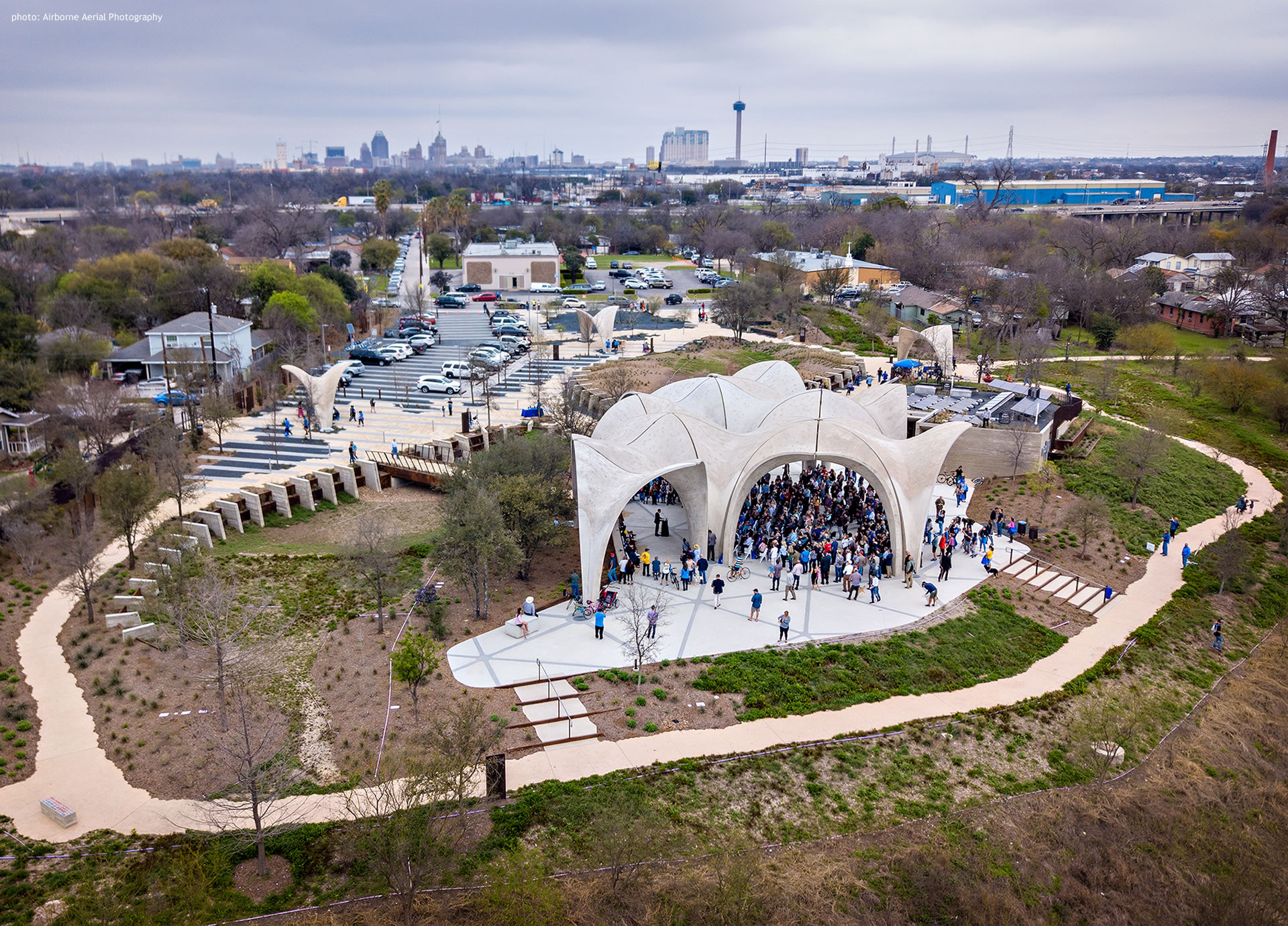 Confluence Park Unveiling Ceremony