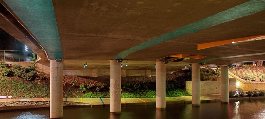 Under The Over Bridge